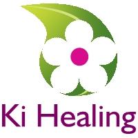 Ki Healing Logo
