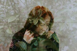 ivana cajina double exposure